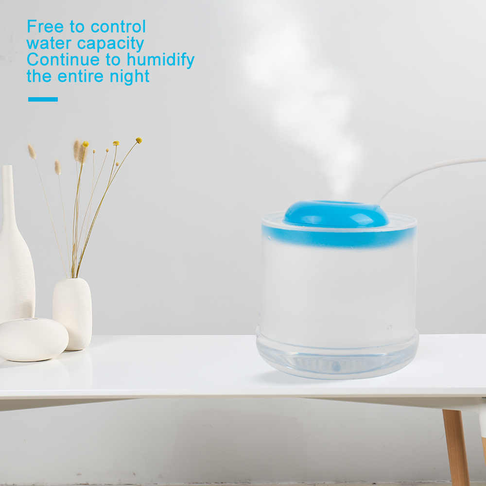 Mini portátil donuts usb umidificador de ar purificador aroma difusor vapor uso seguro para casa atomizador aromaterapia frete grátis