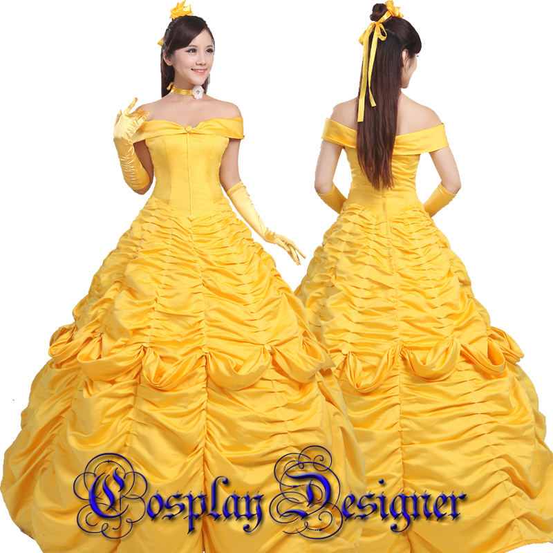 2015 halloween costumes for women adult adult princess belle costume .  sc 1 st  Wietpas.info & Old Fashioned Princess Belle Gown Illustration - Ball Gown Wedding ...