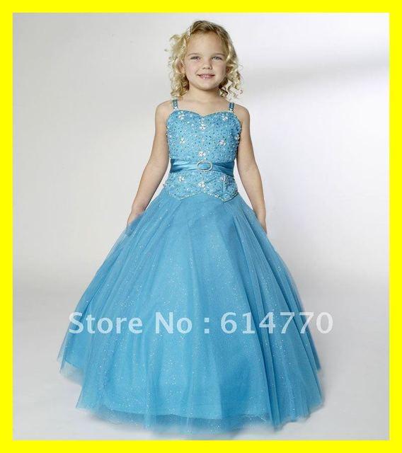 Aliexpress.com : Buy Vintage Style Flower Girl Dresses Polka Dot ...