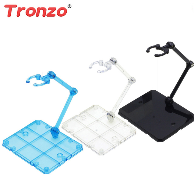 Tronzo Action Figure Accessories Adjustable Figure Stand Support Bracket Base Dragon Ball SHF Figma Model Display Bases