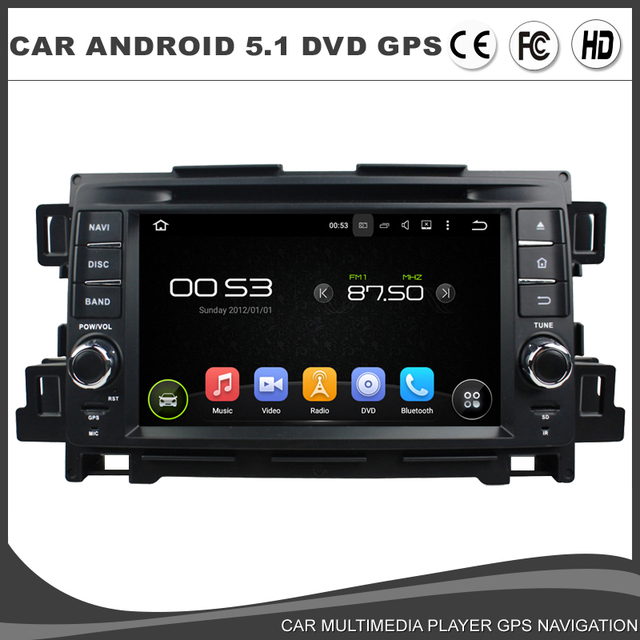 carte gps mazda cx 5