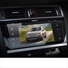 Lsrtw2017 Автомобильный навигатор gps Экран Защитная прочная плёнка для subaru forester xv outback legacy 2015 2016 2017 2018 2019