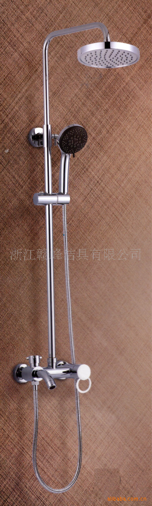 Tiger Ben bathroom full copper shower suite shower suite full copper shower faucet shower head suit