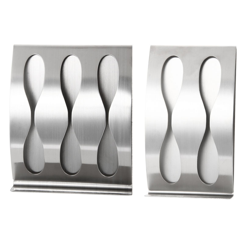 Stainless Steel Three Position Two Position Self Adhesive
