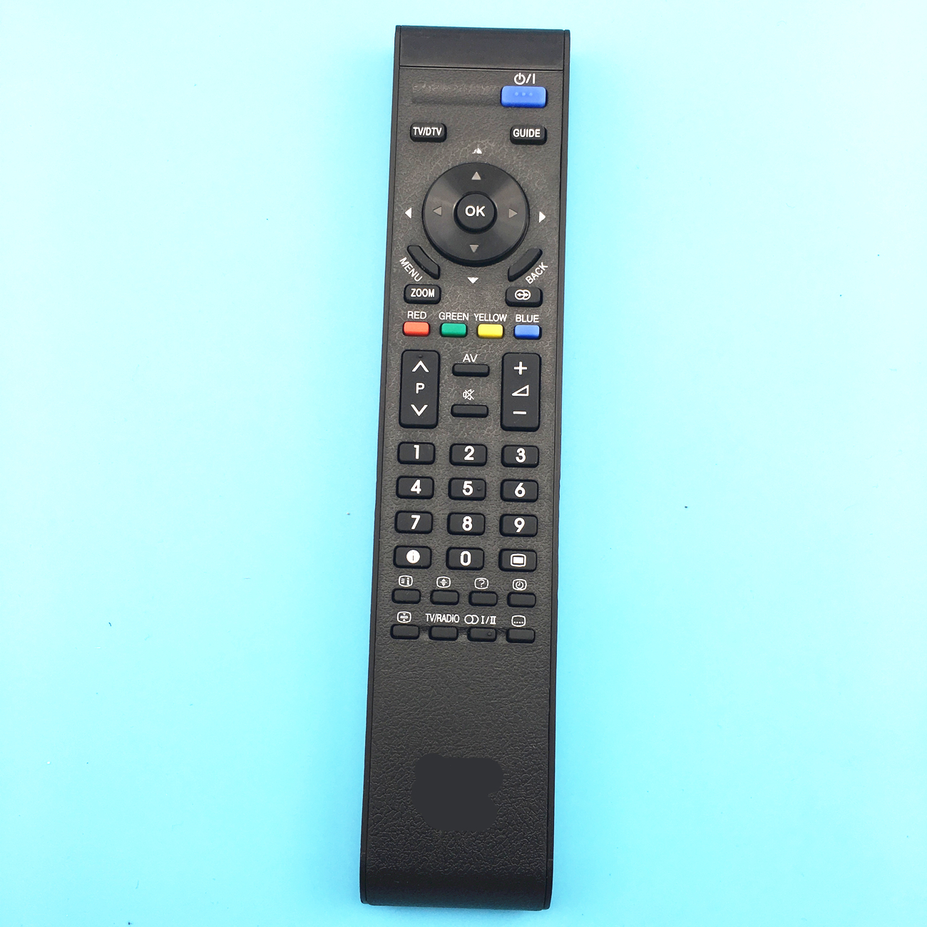 remote control suitable for JVC TV lcd led tv RM-C2503 DVD VCR chunghop rm l7 multifunctional learning remote control silver