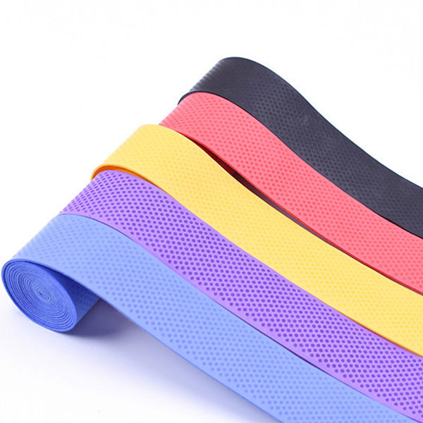 10pcs Anti-slip Badminton Tennis Racquet Racket Grip Overgrip Tape (Random Color)