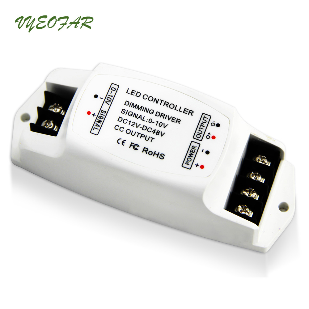 BC-330-CC LED Dimming Driver 350 700 105 0-10V Constant current LED PWM dimmer 350mA /700mA/1050mA Led dimming driver dali signal led dimmer 350ma fluorescent constant current high voltage ac110 240 led dali dimming controller