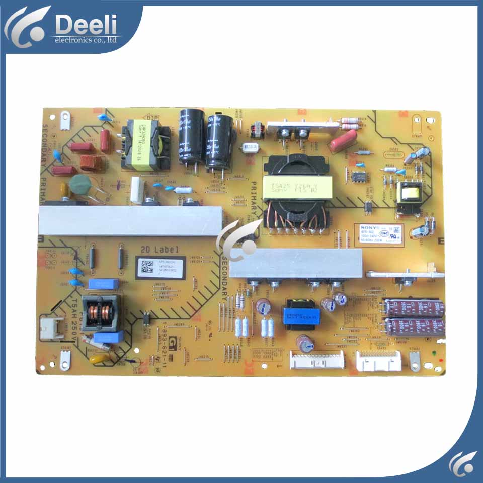 100% new power supply board KDL-55W950B APS-362 1-893-621-11 board good Working original kdl 55w800a power supply board 1 888 356 11 1 888 356 31 aps 342 b