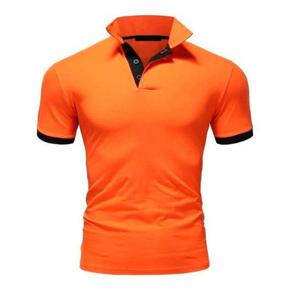 HTB1TmEVeRKw3KVjSZFOq6yrDVXai - MRMT Brand Summer New Men's T-shirt Lapel Casual Short-sleeved Stitching T-shirt for Male Solid Color Pullover Tops T-shirt