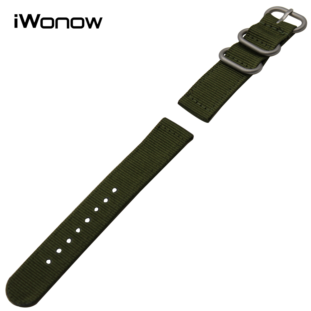 цена  Genuine Nylon Watchband for Luminox Maurice Lacroix Hamilton Men Women Watch Band Zulu Strap Wrist Bracelet 18mm 20mm 22mm 24mm  онлайн в 2017 году