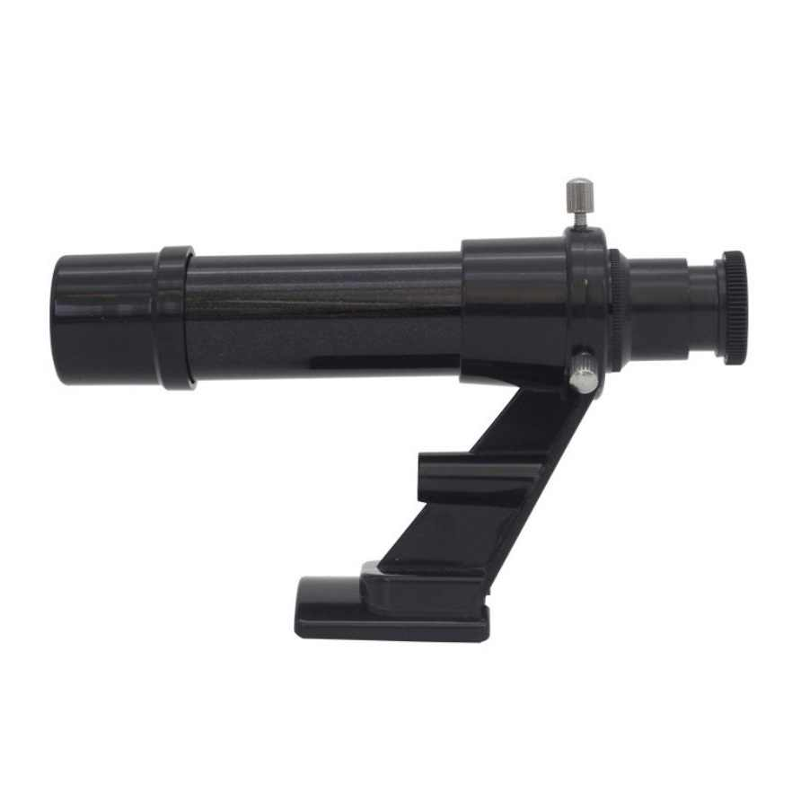 Telescope Finder Scope 5x24 Astronomical Telescope Telescopes for Kids//Adults//Beginners Optical Finder Riflescopes with Sight Bracket Crosshair