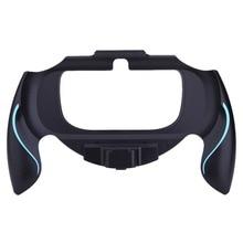 Dla Sony psv1000 Psvita PS Vita PSV 1000 Gamepad uchwyt wspornika uchwyt ściskacz Case antypoślizgowa Joypad
