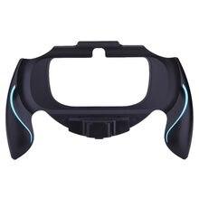 Para Sony Psvita PS Vita PSV psv1000 1000 Pega Gamepad Joypad Bracket Titular Aperto de Mão Handle Caso Anti-derrapagem