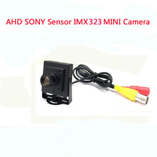 HD AHD 1080P Sony Imx 323 Sensor Mini 2.0MP Camera Home Security Surveillance Indoor cctv camera FPV Camera free shipping