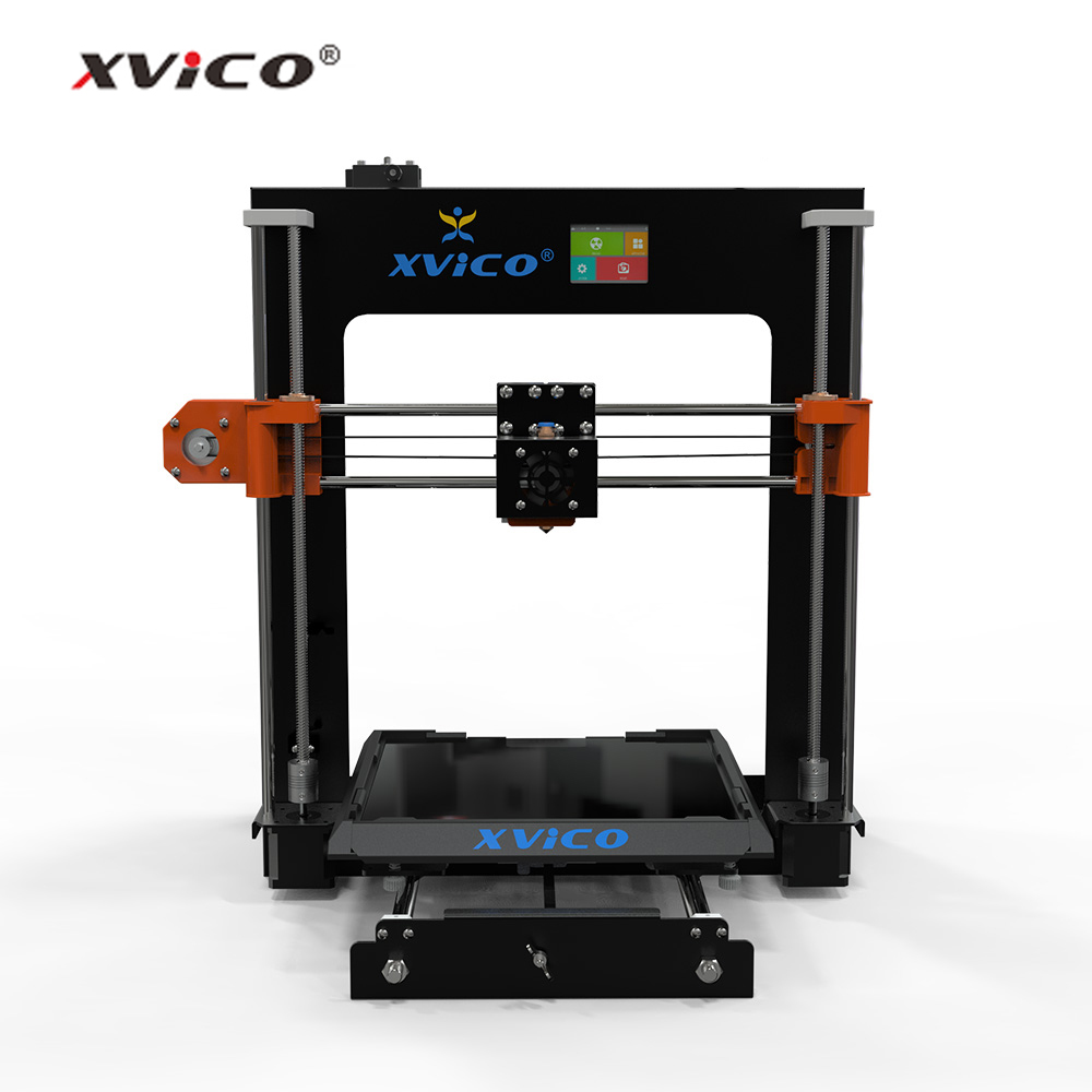 Additional XVICO X1 3D Printer 1 75mm PLA plastic as gifts Additional soplo nozzle printer kit