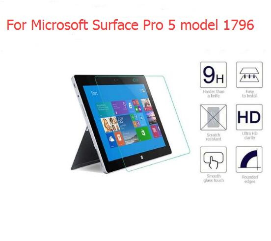Tablet Tempered Glass Screen Protector Cover For Microsoft Surface PRO