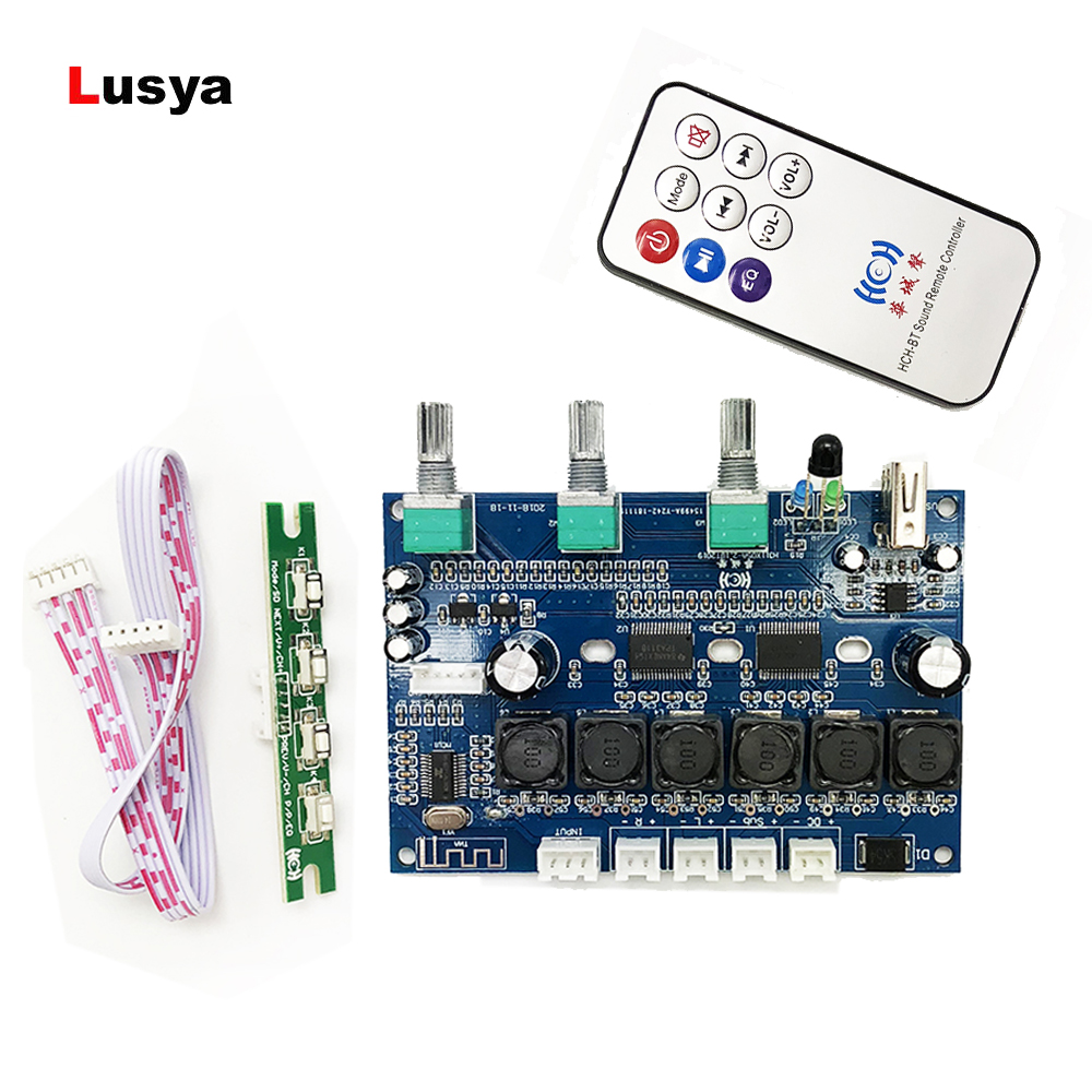 Worldwide delivery 2 1 amplifier board with remote in NaBaRa