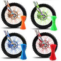 Moto Dirt Bike Enduro hors route jante roue rayons peaux pour honda crf 450 CR CRF XR XL 85 125 250 500 KTM KAWASAKI YAMAHA BMW