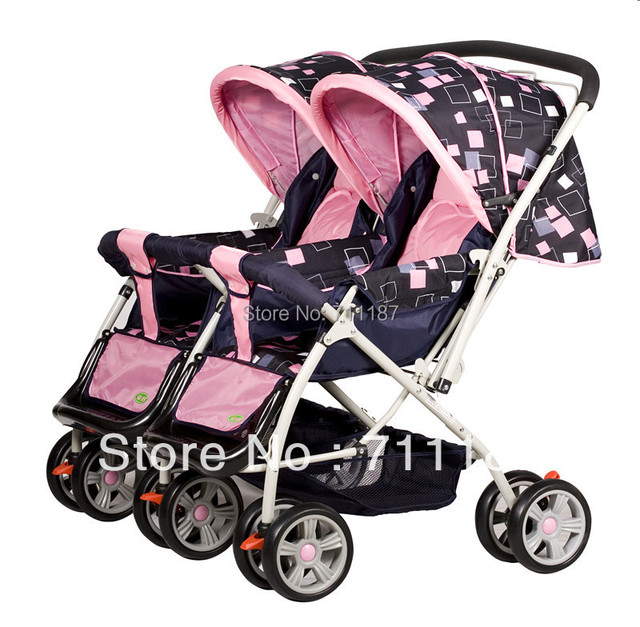 Comfortable Double Strollers For Baby Twins Beautiful