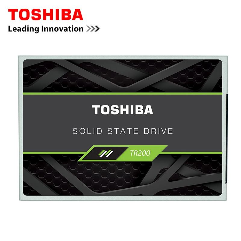 TOSHIBA 240GB 480GB 960GB Solid State Drive OCZ TR200 480GB 64 layer 3D BiCS FLASH TLC