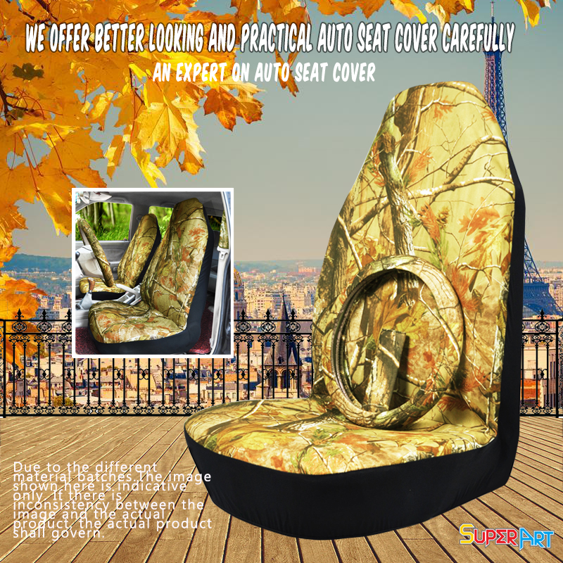 Camouflage Seat Covers Custom Fit Gt Covers