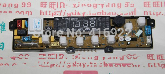 Free shipping 100% tested for Mitsubishi washing machine board Computer board XQB70-8102 XQB55-881H XQB50-168PLED board on sale free shipping 100%tested for mitsubishi washing machine board ncxq qs07 2j n qs07 2 control board on sale