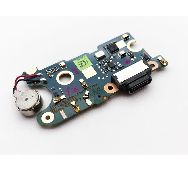1Pcs For HTC U11 Dock Connector Charging Port USB Charging Port Vibrator Motor Flex Cable
