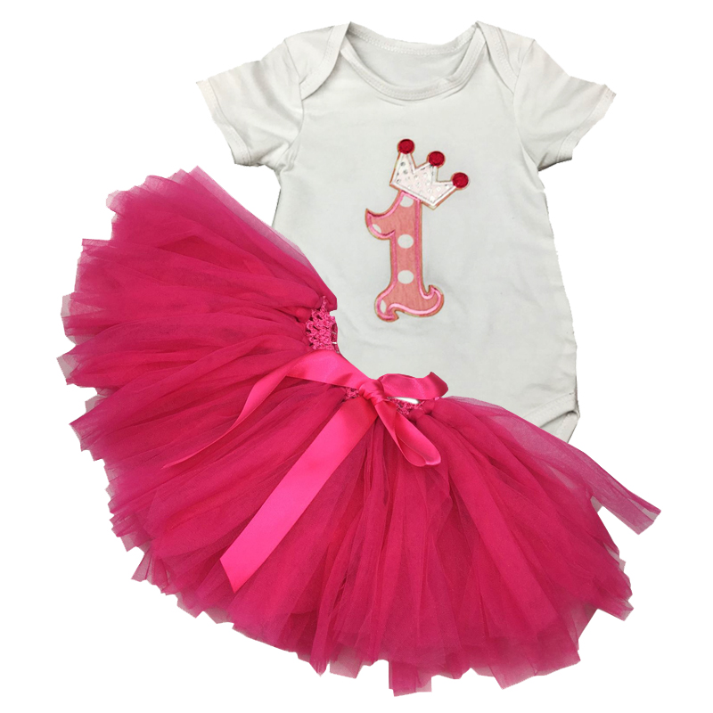 New Year 2pcs/set Baby Girl clothing sets Romper+Tutu Skirt Baby girl Cute Princess Clothes Birthday Gift Newborn First Costumes hot toddler girl clothing cake tutu skirt and long sleeved rompers suit high quality newborn baby girl sets birthday baby gift