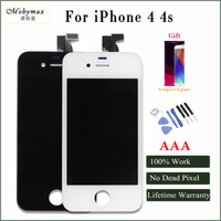 Mobymax Factory Big Promotion Lcd Screen For IPhone 4 4s 5 5s 6 Touch Glass Digitizer