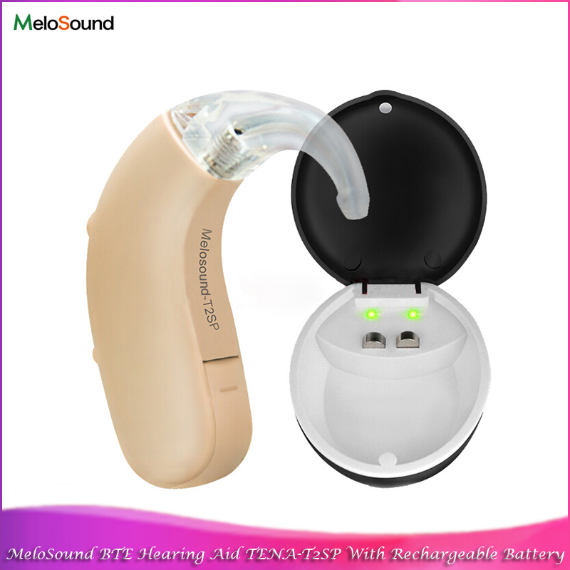 BTE Digital TENA T2SP Hearing Aid Hearing Amplifier Ear Care Compared to Siemens Hearing Aids Hearing Loss