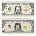 Смешно Играть Деньги Миньоны Lego Черепашки-Ниндзя Hello Kitty Телефон чехол Для iPhone 6 Plus 7 Плюс 7 6 S 5S SE 5C 4S Samsung