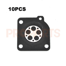 10PCS ZAMA GND 33 CARBURETOR DIAPHRAGM SINGLE ONE