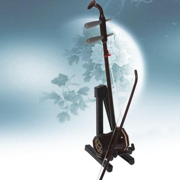 2017 Erhu Musical Instrument Model Handmade Birthday Gift Musical Instrument With Shelf