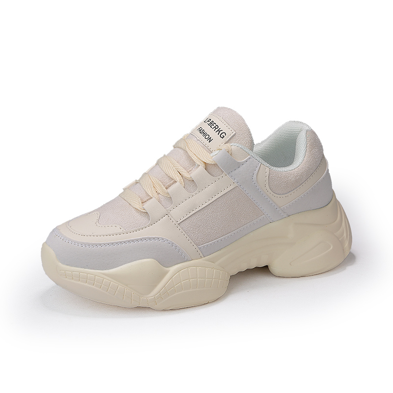 Women Sneakers Platform-Shoes Ladies Flats Vintage Trendy New Mujer Casual Cross-Tied