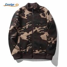 Covrlge Bomber Jacket Men 2017 Fashion Camouflage Military Clothing Casual Print Winter Coat Big Size Autumn Men's Jacket MWJ070