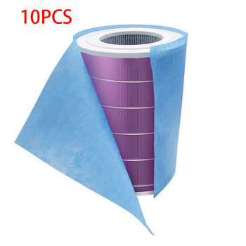 Kimberly 10PCS electrostatic cotton air purifier filter for Xiaomi mi air filter universal hepa filter anti-dust PM2.5