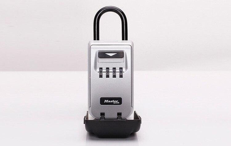 segurança caixa de armazenamento chaves cadeado uso