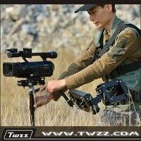 Handheld Vest Type Dual Purpose Stabilizer Steadycam System DSLR Stabilizer Professiona Kit For Film TV Video