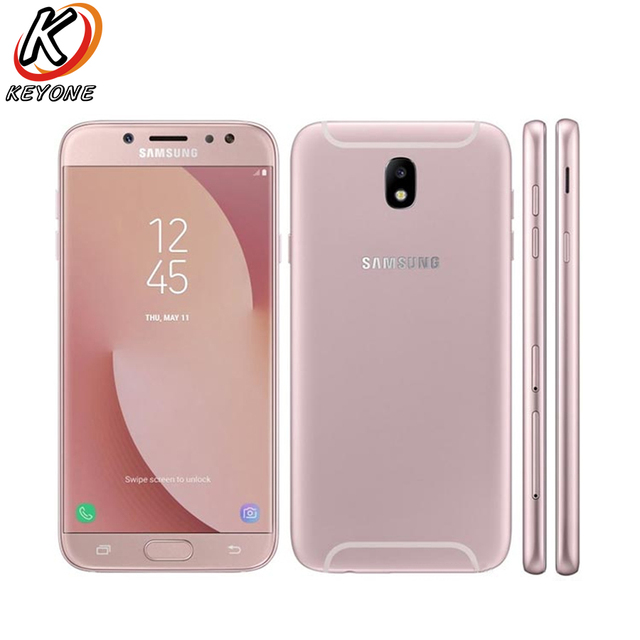 "Brand New original Samsung Galaxy J7 Pro D/S J730GM LTE Mobile Phone 5.5"" 3GB RAM 32GB ROM Octa Core 1.6GHz Android Smart Phone"