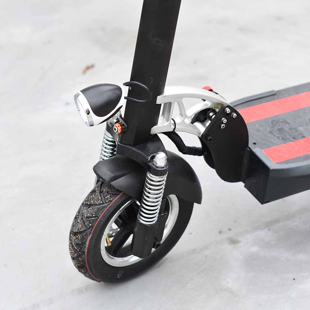Stand up electric car adult 10inch 2 wheel folding bicycle 400W brushless motor