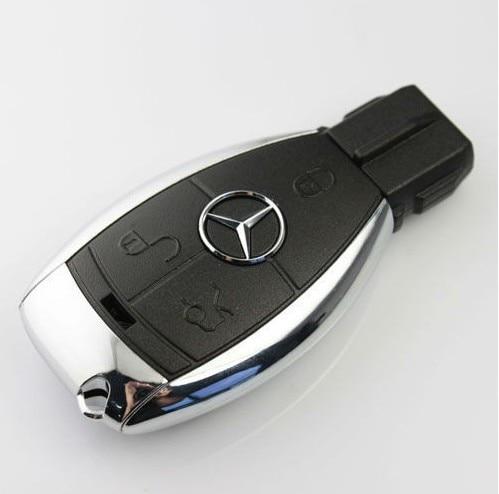 Mercedes Benz Usb Flash Drive 8gb 16gb 32gb Usb 2 0 Waterproof