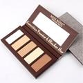 Contouring Makeup Miss Rose Beauty Cometics Face Makeup Palette Matte Color Blusher 5 Colors Cheek Powder Blush Bronzer