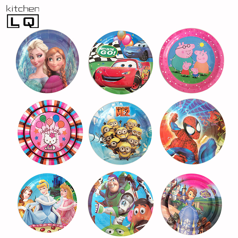 8 20people My Little Pony Theme Happy Birthday Party Decoration Supplies Favors Paper Plates Cups For Festival Baby Shower