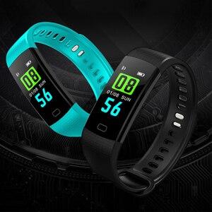 Image 2 - Blood Pressure Monitor Tonometer Watch Portable Apparatus for Measuring Pressure Pulse Oximeter Smart Watch
