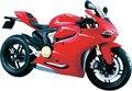 Maisto 1:12 11108 Ducati 1199 Panigale MOTOCICLETA Modelo de MOTO ENVÍO GRATIS