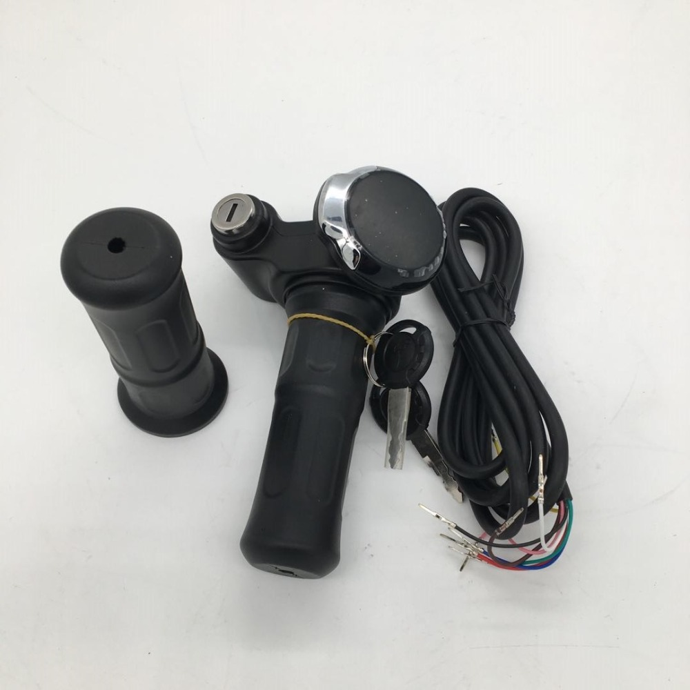 Throttle Handle Set for UBGO Single Driver electric scooter