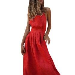 Sukienki kobieta Party noc nowe półki kobiety Sexy pasek z łączeniem przycisk talii plisowana jednolity kolor sukienka sukienka 3