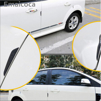 Emaicoca Car styling Door Anti-rub Protector case For Toyota Highlander Camry Corolla RAV4 Yaris Land Cruiser PRADO Vios Vitz image