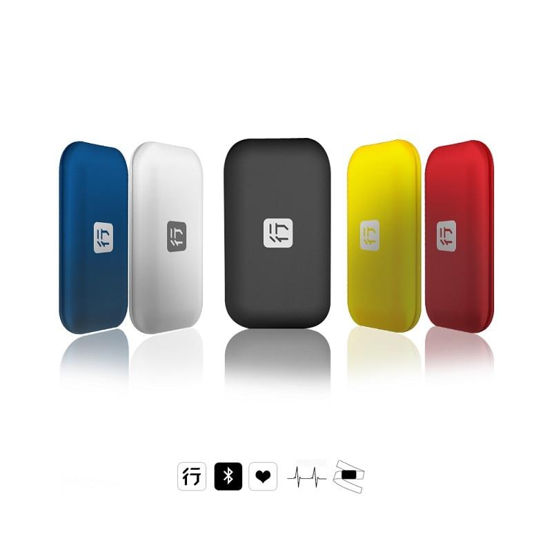 XOSS דופק רצועת חזה רצועת חזה Bluetooth4.0 & ANT + / Bluetooth בלבד חיישן קצב לב רכיבה על אופניים ריצה HRM עם רצועת חזה