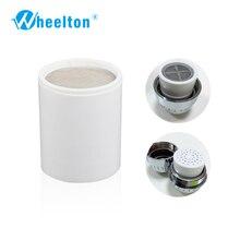 Filtr zamienny Element nowy wysokiej jakości element filtrujący do prysznica filtr do wody filtr prysznicowy darmowa wysyłka